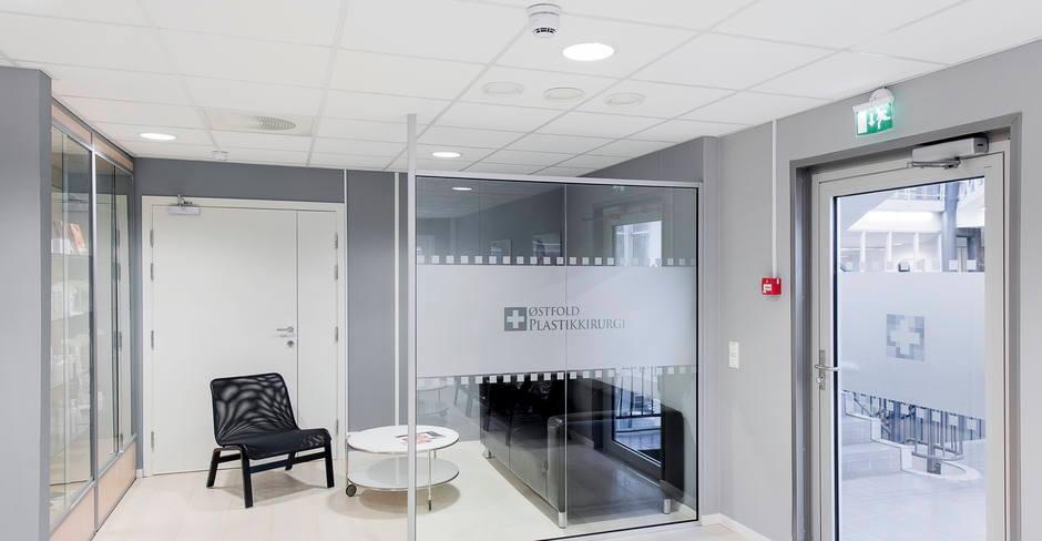Bilde av lokalene til Østfold Plastikkirurgi - Plastisk Kirurgi og Medisinsk Hudpleie Moss