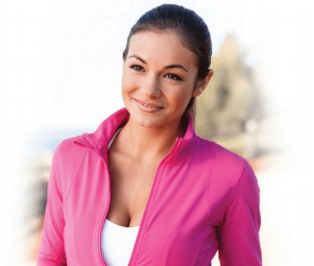 Bilde av brystoperert kvinne
