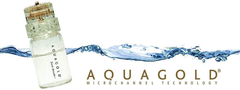 AquaGold Banner